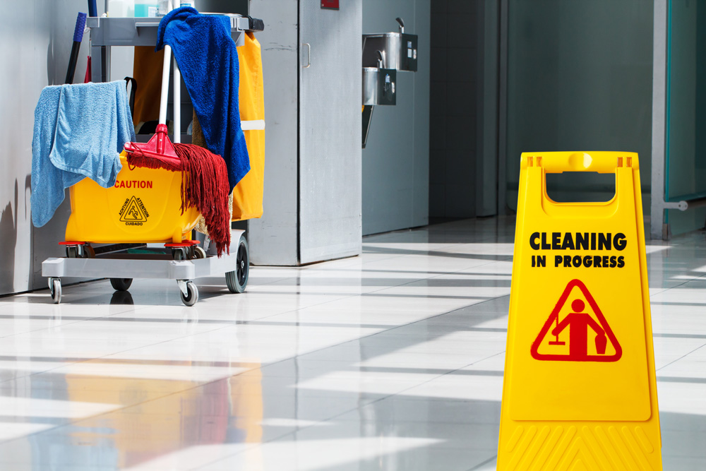 janitorial services in Edmonton AB